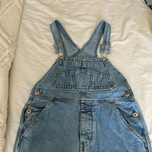 Vintage gap overalls